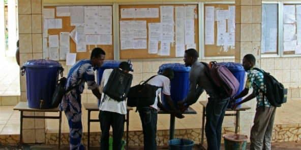 Bac 2018 en Guinée