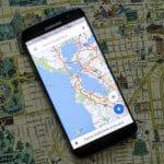 Nigeria-Google Maps/historique /être en retard/Google Assistant