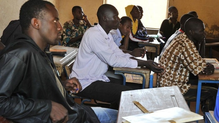 bourses aux étudiants maliens