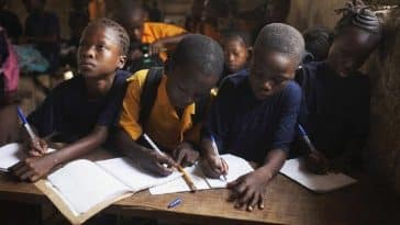 UNICEF-afrique-de-louest/Réouverture des classes/Sierra Leone-Education/Forum panafricain