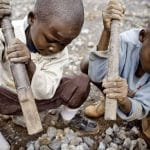 enfants en danger/IDHP/pauvres dans le monde