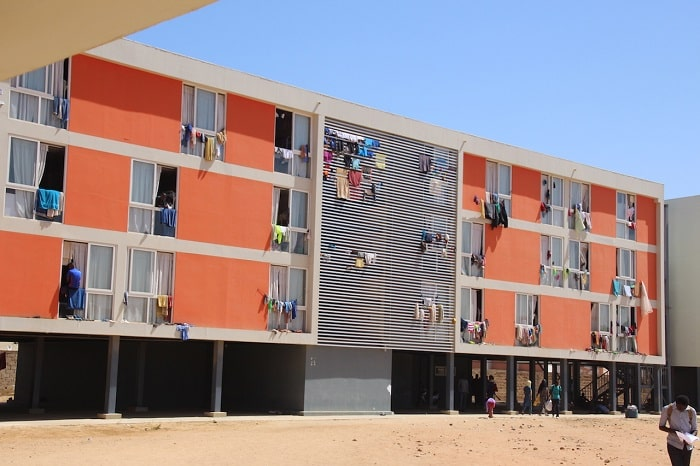 hebergement/logements provisoires