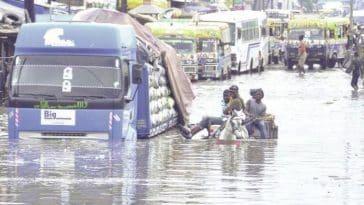 Lutte contre les inondations/Après la pluie