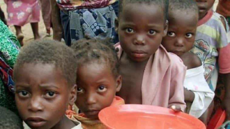 faim en Afrique/rapport de l'ONU