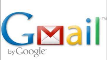 gmail/envoi d'un e-mail