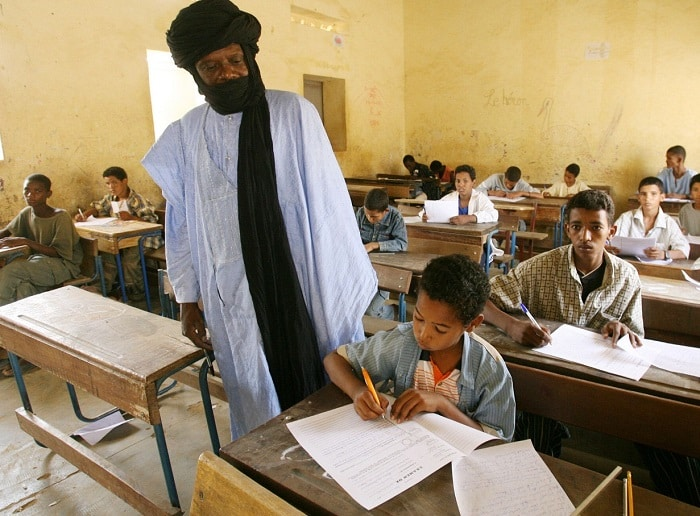 UNICEF-Mali/Education-Mali