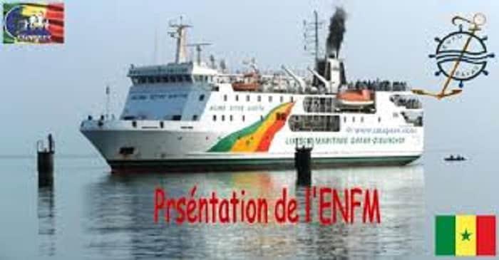 École nationale de Formation maritime