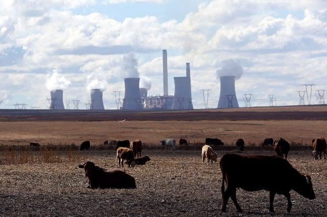 charbon sud-africaine