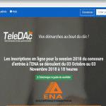 inscription en ligne au concours ENA