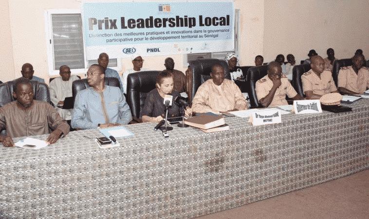Prix d'Excellence du Leadership local