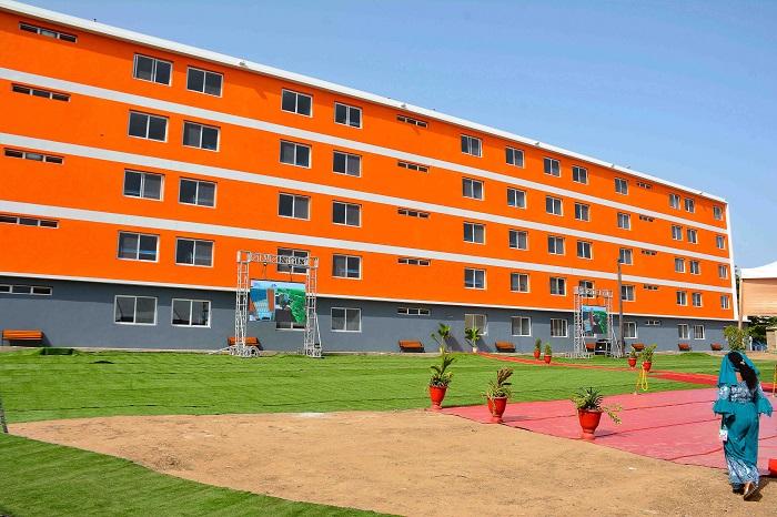 Universités-SAES-ORIENTATION/Smart WIFI/nouveaux pavillons