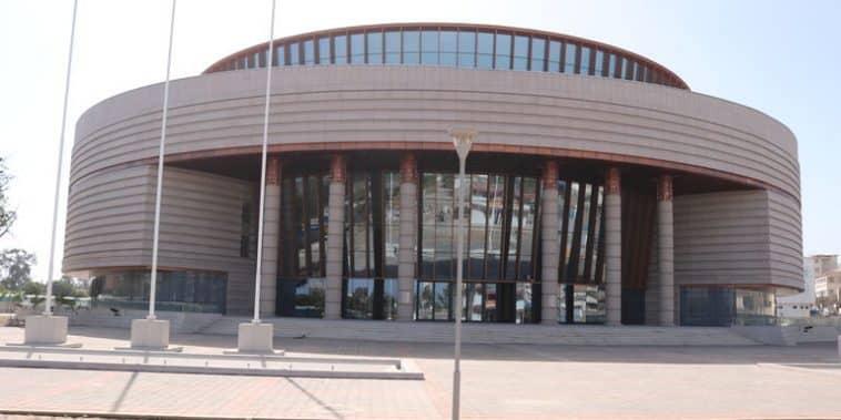 Musée des civilisations noires