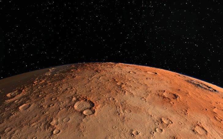 tremblements de Mars