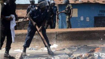 Bagarre à l'Université de Bambeye/policiers et étudiants/Mot d'ordre de grève des enseignants