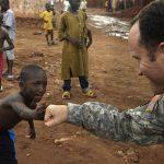 présence militaire américaine