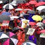 grève des enseignants de Los Angeles