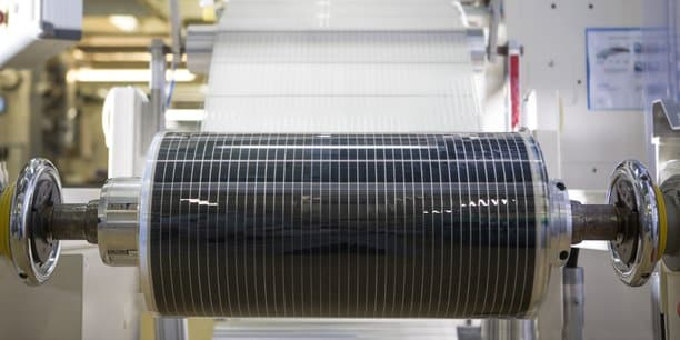 film photovoltaïque