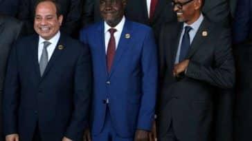 Réforme de l'Union africaine