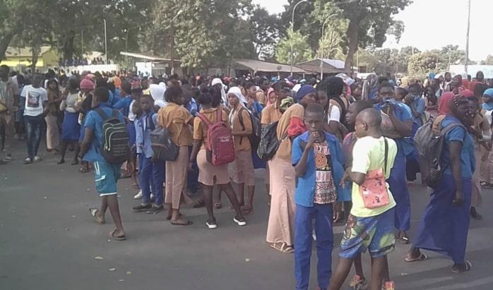 Lycée Ahoune Sané de Bignona