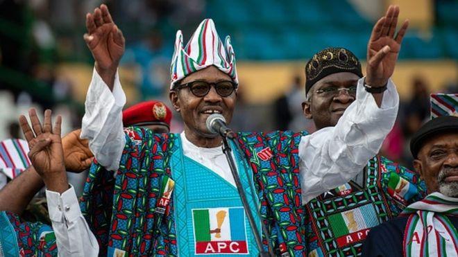 président du Nigeria