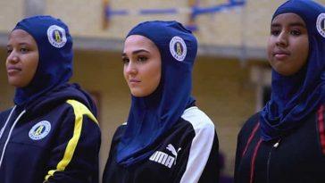 hijab sportif