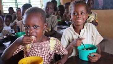 journée Africaine de l'alimentation scolaire