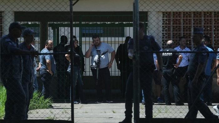 école près de Sao Paulo