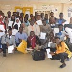Projet English for Senegalese Students
