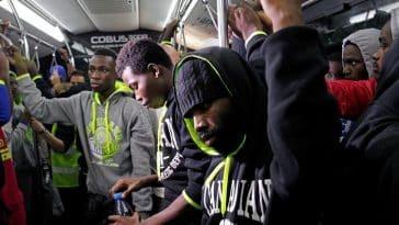 Migrants de retour en Côte d'Ivoire
