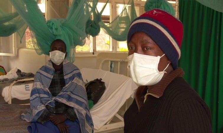 Cas de tuberculose