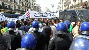 étudiants à nouveau dans la rue