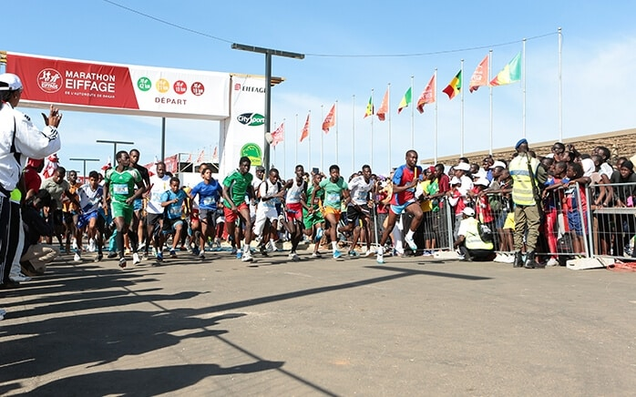 Marathon Eiffage 2019