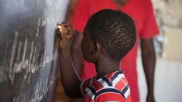 enfants subsahariens/Finnfund/Afrique-Education-TICAD/étude sur les variétés du français/sociologie de l'éducation