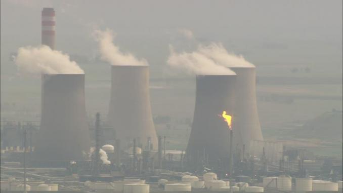 taxe carbone-Afrique du Sud