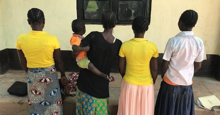 adolescentes enceintes-filles enceintes-éducation-afrique