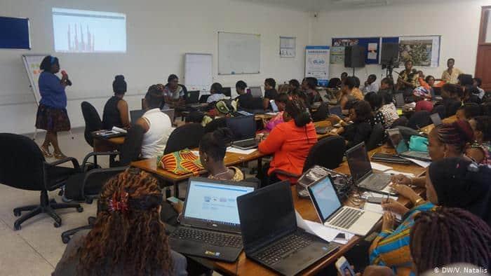 chemin de l'université-Afrique