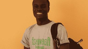 Ashinaga Sénégal 2019