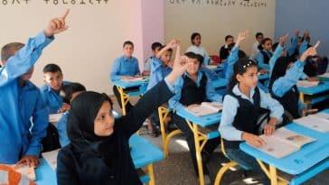 Éducation au Maroc-CSEFRS