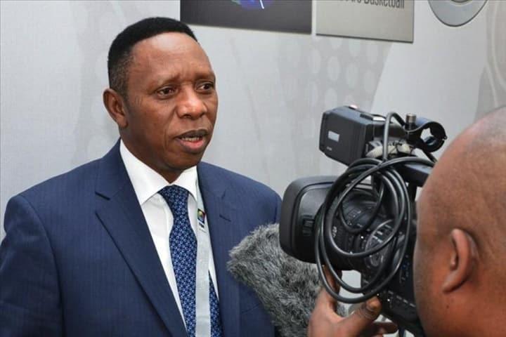 FIBA Afrique-Hamane Niane
