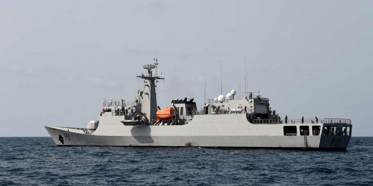 piraterie en Afrique de l'Ouest