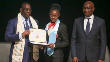meilleure élève du Sénégal