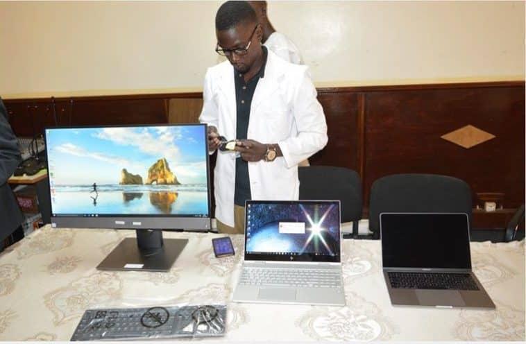équipements informatiques