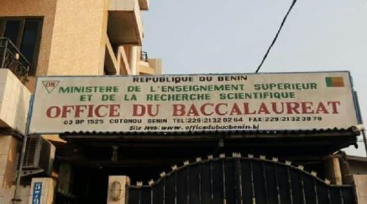 Bac 2019 Bénin