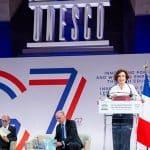 Directrice générale de l'UNESCO