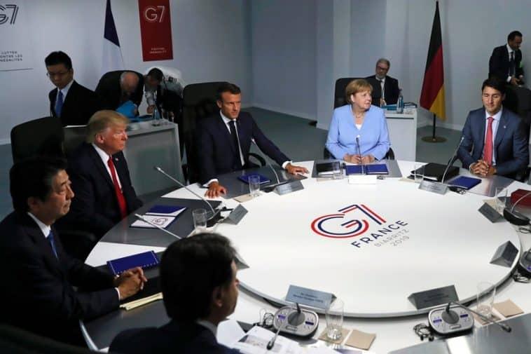 Sommet Du G7 : 251 Millions De Dollars Pour L