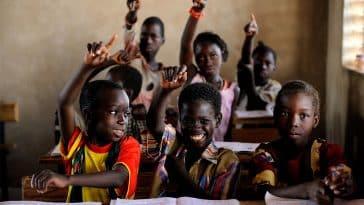 enseignement en Afrique