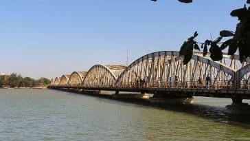 Forte crue du fleuve Sénégal