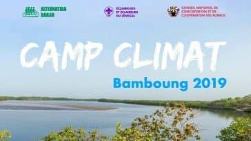 Camp Climat Sénégal 2019