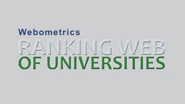 classement Webometrics