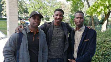 étudiants africains en France/Rentrée des étudiants africains
